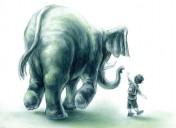 Una-nana and the Elephant