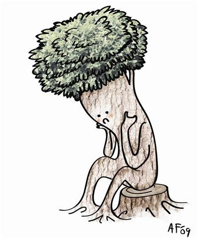 Why the Tree is Sad   The Kahani Project